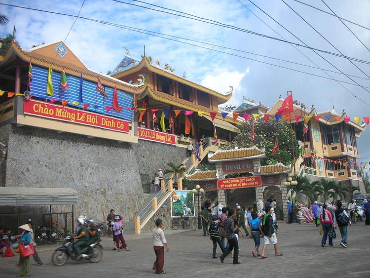 Lễ hội Dinh Cô Vũng Tàu. Ảnh: dulichtructuyen